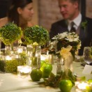Green Centerpieces